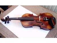 Violin - late 19th century
