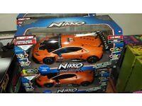 New nikko lamborghini 1:10 scale fast car