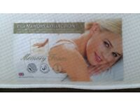 80cm x 200cm European - Ikea size memory foam mattresses 10 inch deep