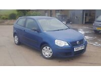 Volkswagen Polo 1.2 Petrol 12 Months MOT !!! PRICE REDUCED !!!