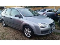 Ford Focus 2005 1.6 sport HPI clean good condition