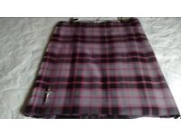 """Complete Gent's Highland Dress Outfit in the """"Hunting MacPherson"""" Tartan."""