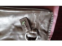 Radley Bag. Vintage. Mid-brown beautifully soft leather.