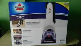 BRAND NEW BISSELL CARPET & UPHOLSTERY CLEANER