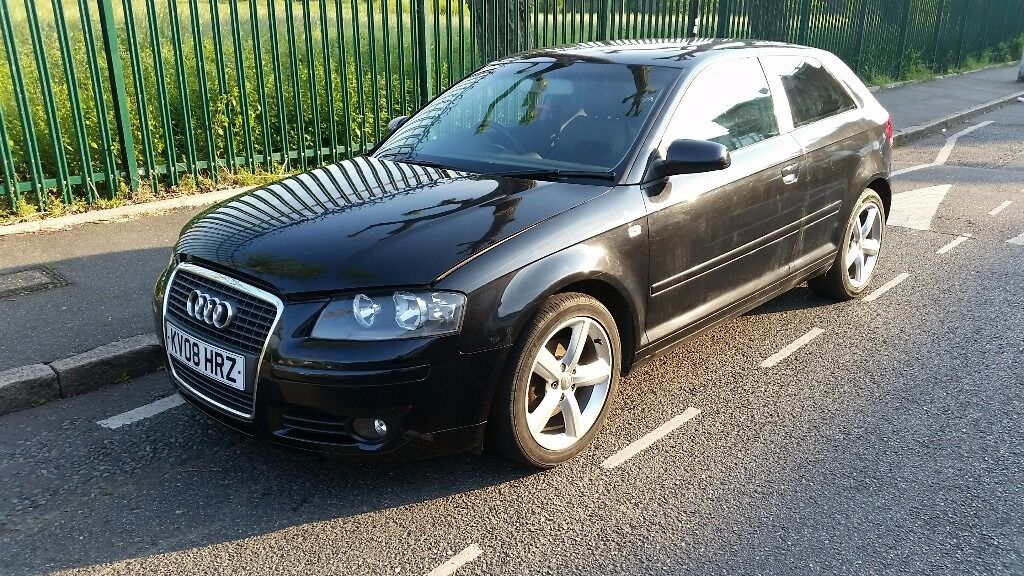 audi a3 1 4 tfsi 2008 in manor park london gumtree. Black Bedroom Furniture Sets. Home Design Ideas
