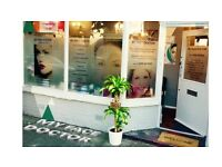 Receptionist for Beauty clinic