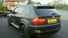 Bmw x5 something different a rare beast