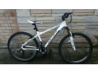 Carrera valour 6061 T6 male mountain bike 16""
