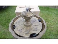 Bernini Dancing Water Fountain