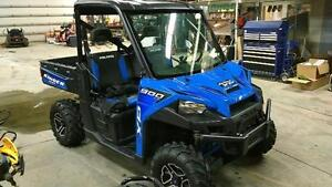 2016 Polaris Industries RANGER XP® 900 EPS - Velocity Blue London Ontario image 3
