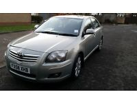 2008 Toyota Avensis 2.2 D-4D TR 5dr MOT History 1F Keeper @07445775115@ 07725982426@