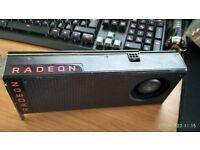 XFX Radeon RX480 8GB VRAM ( reference )