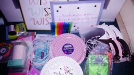 Girls party items bundle