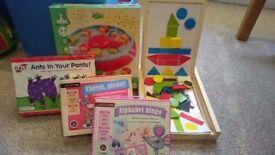 Kids games bundle £6 the lot