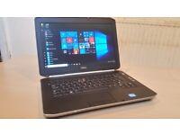 Dell latitude i3 4 GB Ram 250 GB Windows 10 & Office 2016 laptop