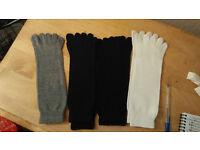 5 fingers socks (x4)
