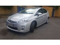 TOYOTA PRIUS T4 2010 NICE CLEAN CAR FULL SERVICE HISTORY PCO VALID UNTILL 2017 BACK SENSOR BLUTOOTH