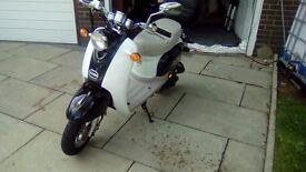 Btm scooter