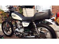 Lexmoto Vixen 125cc GOOD CONDITION, LOW MILEAGE
