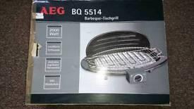Aeg electrical barbecue