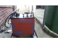 for swap weldro-arc w10 for a mig welder