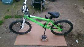 Two bmx bikes for sale