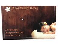 Luxury Chinese Deep Tissue / Sports Massage for Ladies and Gentlemen