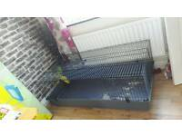 Large cage for rabbits etc