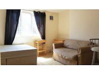 Spacious Studio Flat, High Road, Willesden, NW10 2NX