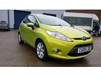 2009 fiesta tdci zetec only 45k service history, £20.00 A year tax, superb on diesel
