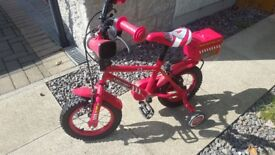 Apollo Firechief Childs bike.