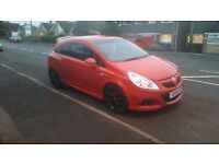 Vauxhall corsa 1.6 turbo vxr 70k swap sell or part ex for a deisal try me??,