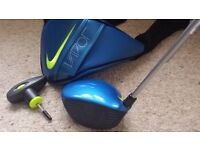 New Nike Vapor Fly Pro Driver as used by Rory , Casey & most Nike Pros, ..with headcover & tool