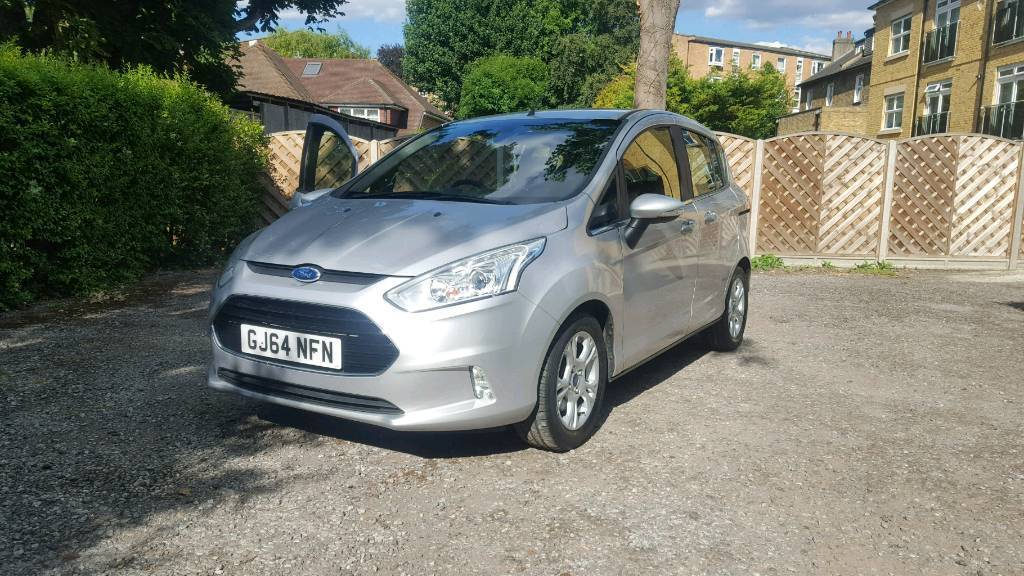 Ford B-MAX px swap 1 6 zetec powershift automatic Category (D)   in Sutton,  London   Gumtree
