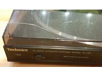 Technics SL-J110R automatic turntable (33 1/3 and 45 rpm) - original Technics stylus