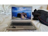 sony vaio vgn-nr38s windows 7 2g memory 160g hard drive dvd drive charger wifi