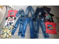 Boys bundle 8-9 and 9-10 years next
