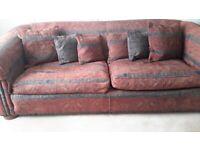 Duresta very large sofa