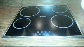 REDUCED £60 Hotpoint touch ceramic hob