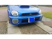 2001-2002 Subaru bugeye Fog Light covers