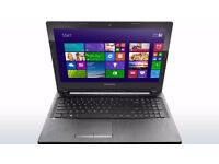 LENOVO G50 / INTEL 2.16 GHz/ 4 GB Ram/ 500 GB HDD/ HDMI / WEBCAM/ USB 3.0/ BLUETOOTH/ WINDOWS 10