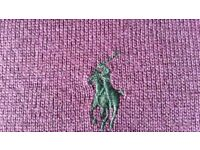 Ralph Lauren Polo Purple/Violet Merino Wool Jumper SMALL - NEW