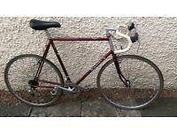Raleigh Road Bike - Reynolds 531 Frame