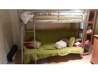 Single bed & Futon , can deliver locally