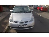 PCO BADGED TOYOYA PRIUS FOR SALE