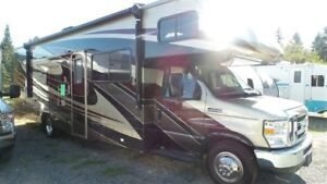 2017 Forest River Forester Ford Chassis 3051S
