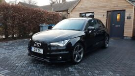 Audi A1 2.0 TDI Black Edition - Very High Spec, Fantastic condition.