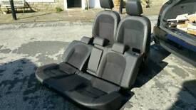 Nissan Qashqai full interior seats