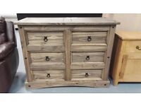 Brand New Puerto Rico 6 Drawer Chest Is £150. Already Built And Can Deliver. RRP £249.99