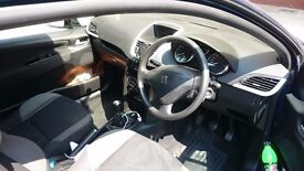 Peugeot 207 s in excellent condition car runs perfectly and it is in very good condition.